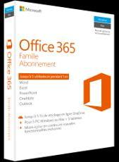 Office 365 Famille - 5 PC