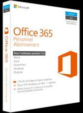 Office 365 Personnel - 1 PC