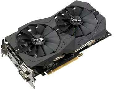 Carte graphique Asus STRIX-RX570-O4G