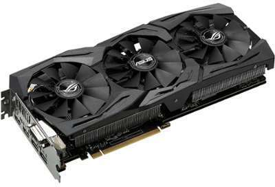 Carte graphique Asus STRIX-GTX1070-O8G-GAMING