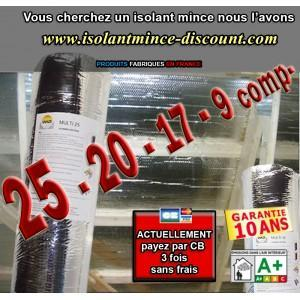 ISOLANT MINCE AIR PRO 6 00