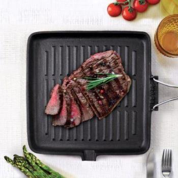 Grill Bialetti fonte induction