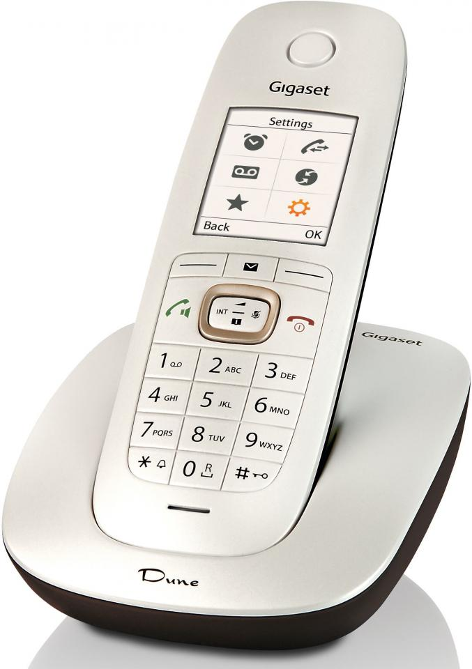 tlphone dect siemens gigaset a 540. Black Bedroom Furniture Sets. Home Design Ideas